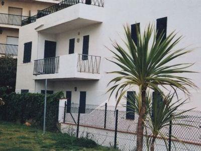 Appartement sur la plage à 30 m du sable bien fréquenté