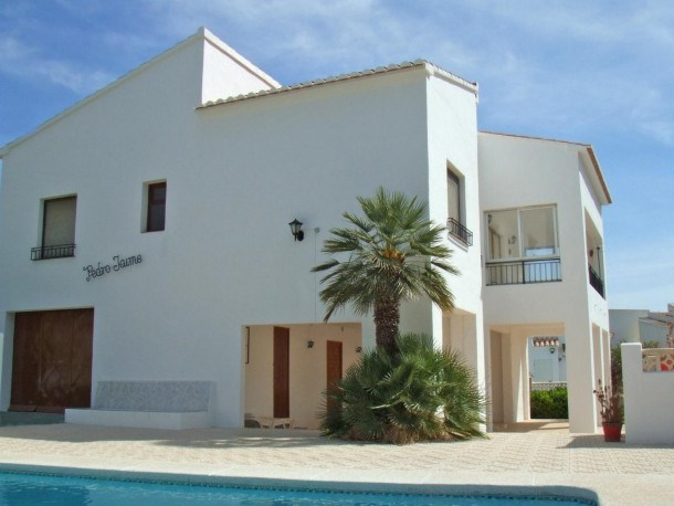 Location vacances Calp -  Maison - 7 personnes - Barbecue - Photo N° 1