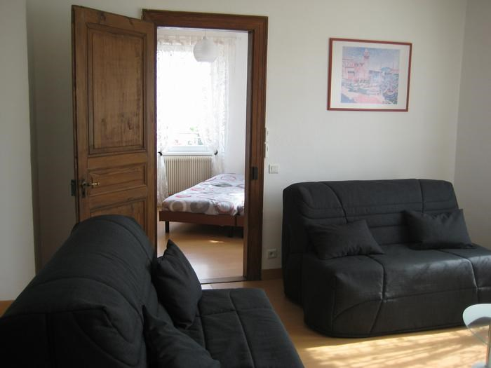 Location vacances Mulhouse -  Appartement - 6 personnes - Barbecue - Photo N° 1