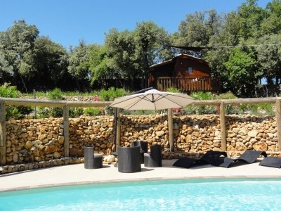 Location vacances Trans-en-Provence -  Gite - 4 personnes - Barbecue - Photo N° 1