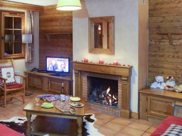 Location vacances Les Belleville -  Appartement - 12 personnes - Télévision - Photo N° 1