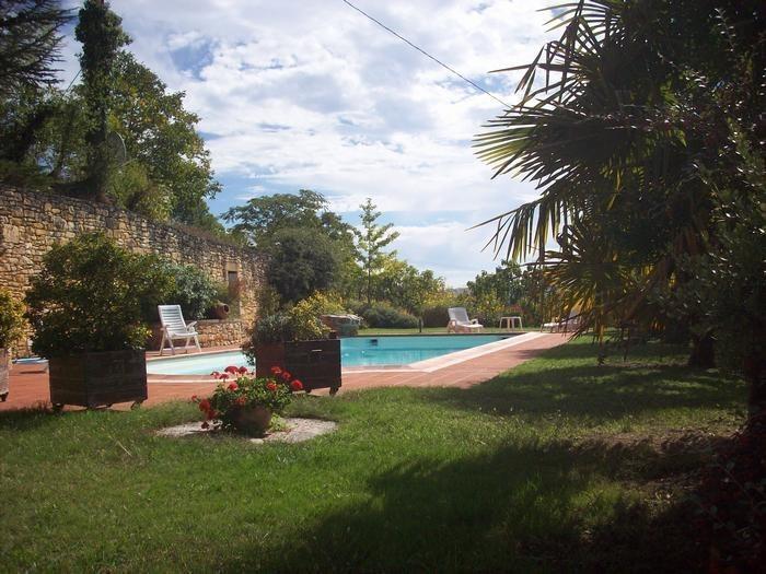 Maison pour 4 pers. avec piscine privée, Saint-Cyprien