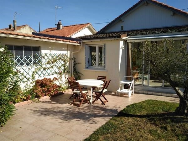 Location vacances Les Moutiers-en-Retz -  Maison - 4 personnes - Terrasse - Photo N° 1