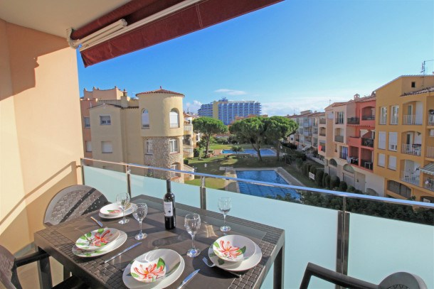 Location vacances Castelló d'Empúries -  Appartement - 5 personnes - Télévision - Photo N° 1