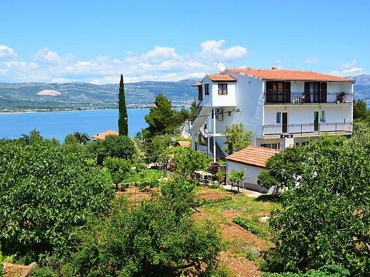 Location vacances Arbanija -  Appartement - 6 personnes -  - Photo N° 1