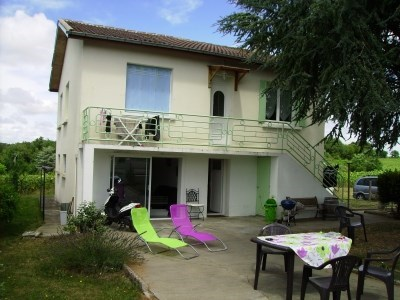 cottage furnished holidaymakers and spa guests - Jonzac