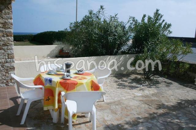 Location vacances Pals -  Appartement - 5 personnes - Salon de jardin - Photo N° 1