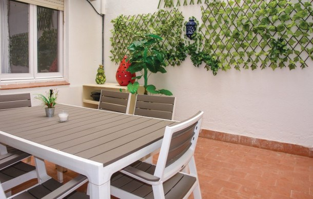 Location vacances Rosas -  Appartement - 8 personnes - Barbecue - Photo N° 1