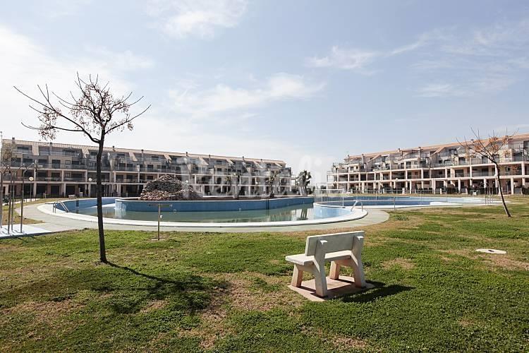 Appartement pour 6 pers. avec piscine, Sant Jordi / San Jorge