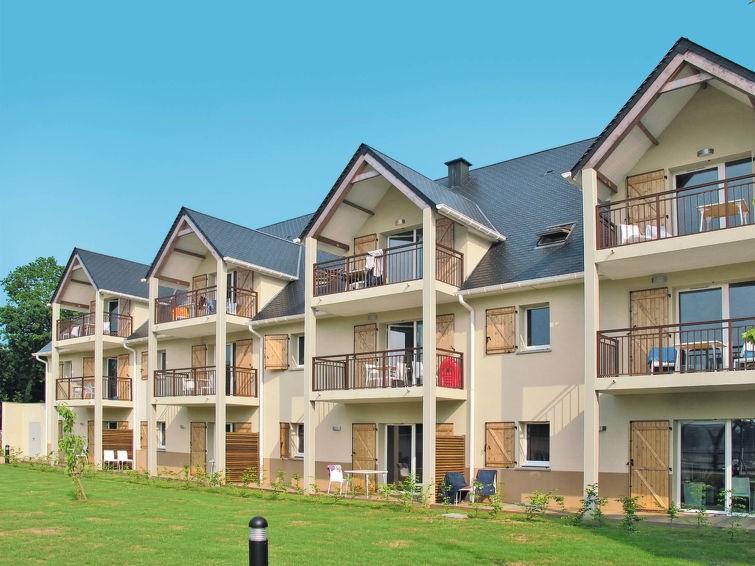 Location vacances Auberville -  Appartement - 2 personnes -  - Photo N° 1