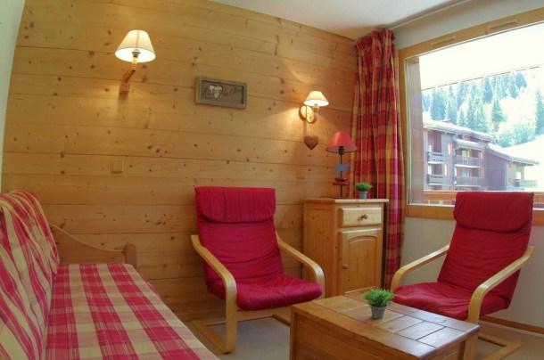 Location vacances Les Avanchers-Valmorel -  Appartement - 5 personnes - Lecteur DVD - Photo N° 1
