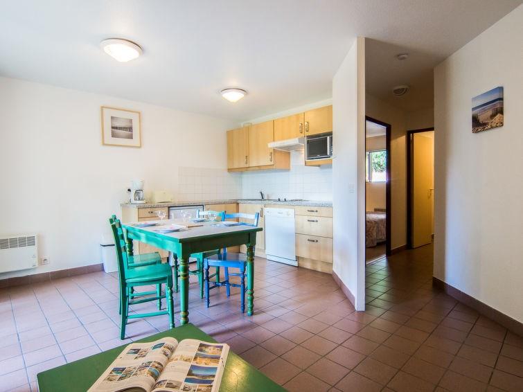 Appartement pour 2 personnes à Lacanau