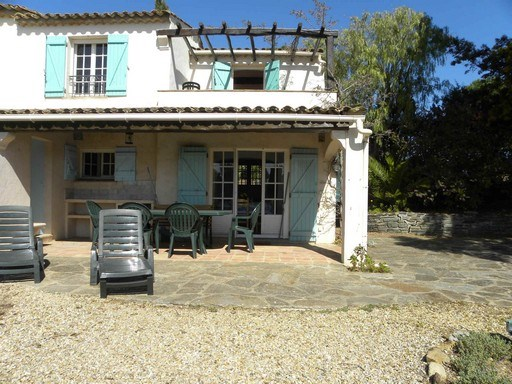 Location vacances Sainte-Maxime -  Maison - 6 personnes - Barbecue - Photo N° 1