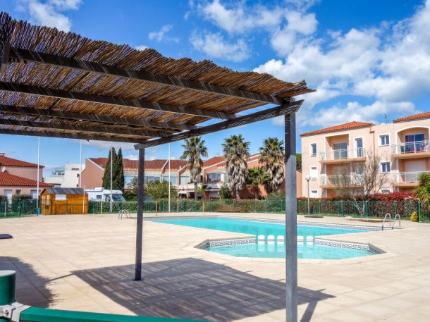 Location vacances Le Barcarès -  Appartement - 4 personnes - Lecteur DVD - Photo N° 1