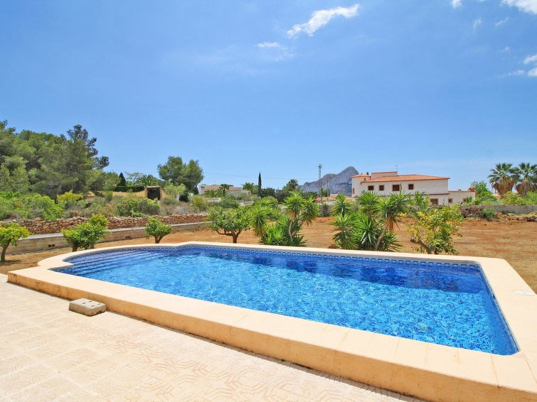 Location vacances Calp -  Maison - 7 personnes -  - Photo N° 1