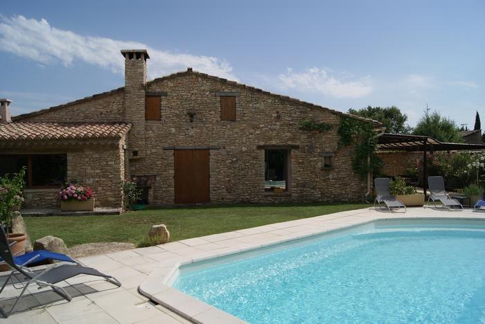 Maison pour 11 pers. avec piscine privée, Gordes