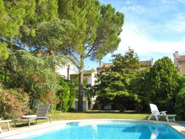 Location vacances Saint-Rémy-de-Provence -  Appartement - 6 personnes - Barbecue - Photo N° 1