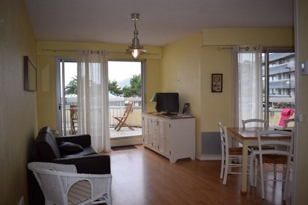Location vacances Perros-Guirec -  Appartement - 4 personnes - Télévision - Photo N° 1