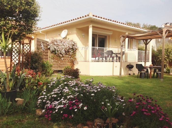 mini-villa climatisée