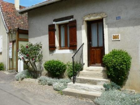 Location vacances Santenay -  Maison - 3 personnes - Jardin - Photo N° 1