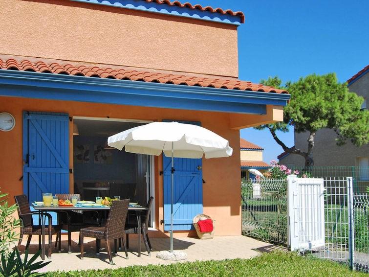 Appartement pour 2 personnes à Torreilles plage