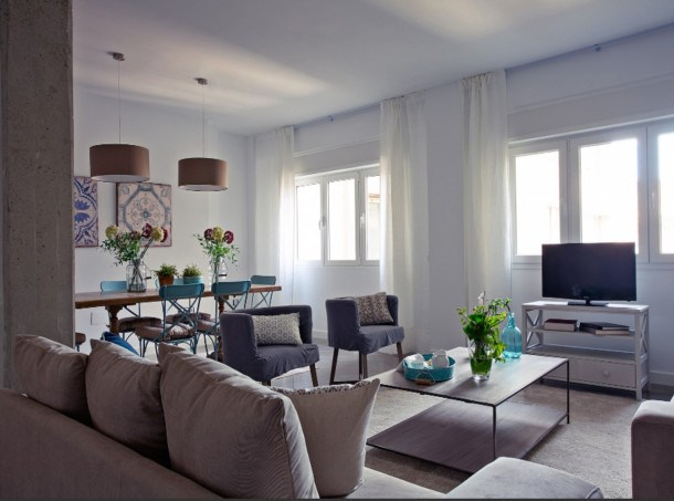 Location vacances Málaga -  Appartement - 6 personnes - Climatisation - Photo N° 1