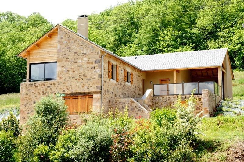 Najac gîte de la Doloire Najac : un panorama inoubliable dans un site remarquable - Najac