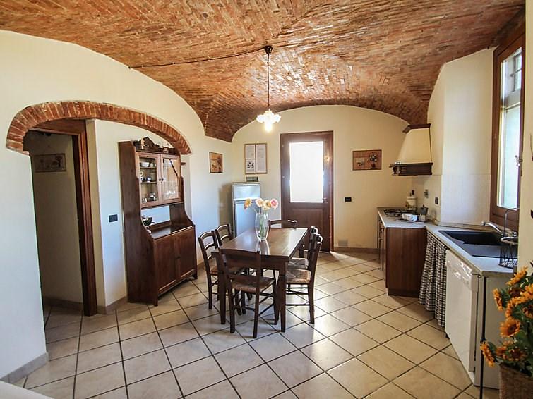 Appartement pour 3 personnes à Vinci