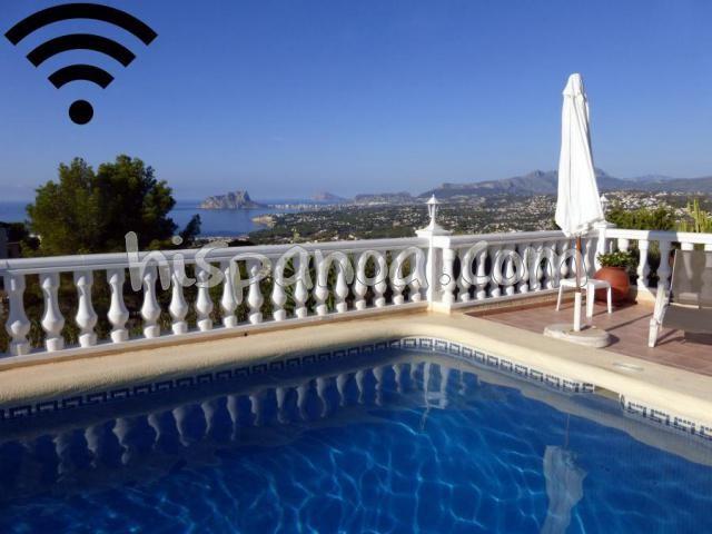 Location vacances 6 personnes Costa Blanca - Belle vue