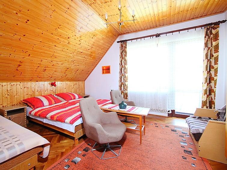 Maison pour 8 personnes à Balatonboglar/Balatonlelle
