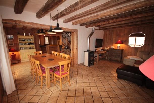 Location vacances Villard-sur-Doron -  Maison - 14 personnes - Télévision - Photo N° 1