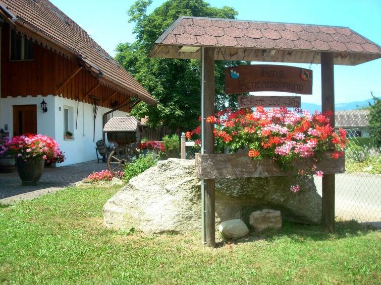 Appartement pour 1 personnes à Wangenried