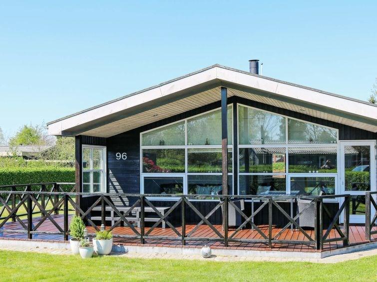 Studio pour 4 personnes à Hadsund