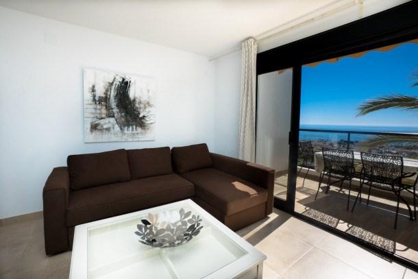Location vacances Nerja -  Appartement - 6 personnes - Télévision - Photo N° 1