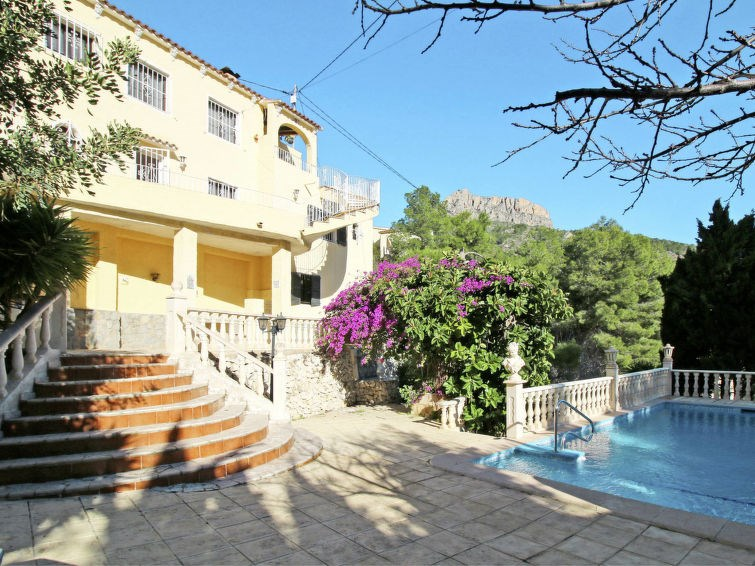 Location vacances Calp -  Maison - 5 personnes -  - Photo N° 1