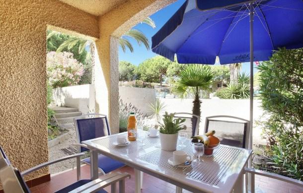 Location vacances Agde -  Appartement - 4 personnes - Congélateur - Photo N° 1