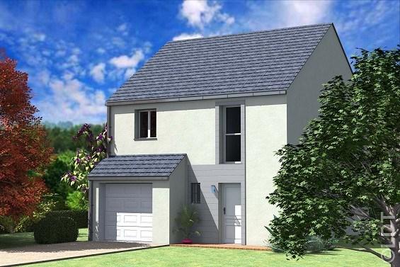 Maison  4 pièces + Terrain 205 m² Lagny-sur-Marne par L.D.T MEAUX