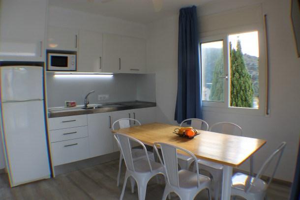 Location vacances Rosas -  Appartement - 6 personnes - Court de tennis - Photo N° 1