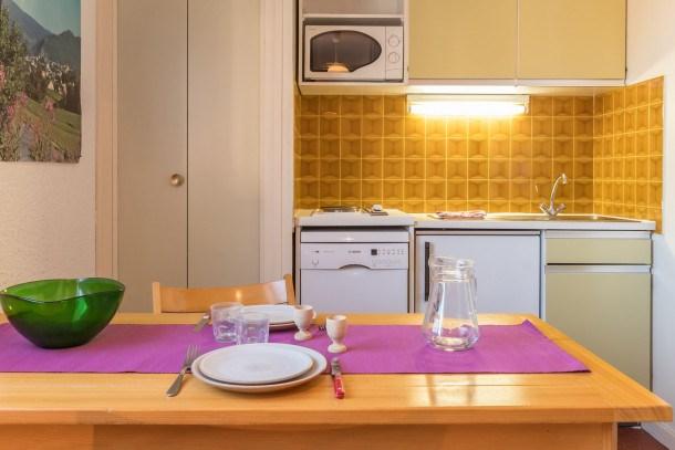 Location vacances La Salle-les-Alpes -  Appartement - 2 personnes - Télévision - Photo N° 1