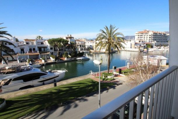 Location vacances Castelló d'Empúries -  Appartement - 2 personnes - Télévision - Photo N° 1