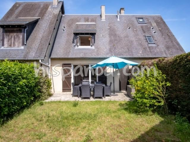 Location vacances Cabourg -  Maison - 4 personnes - Barbecue - Photo N° 1