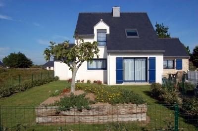 Villa neuve très grand confort, au calme et proche de la plage de sable fin - Erdéven