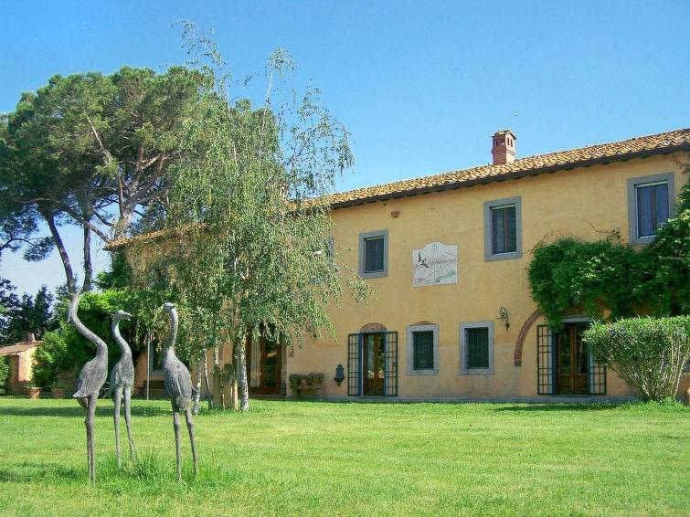 Appartement pour 4 à Monsummano Terme