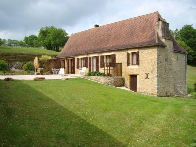 Location vacances Limeuil -  Gite - 4 personnes - Barbecue - Photo N° 1