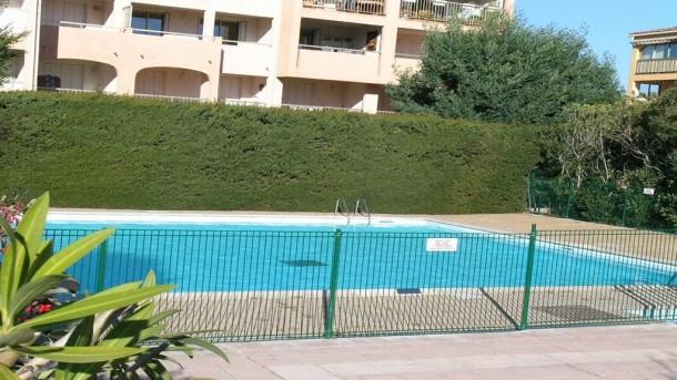 Appartement T3 - 4/6 personnes - Piscine résidence - Sainte Maxime