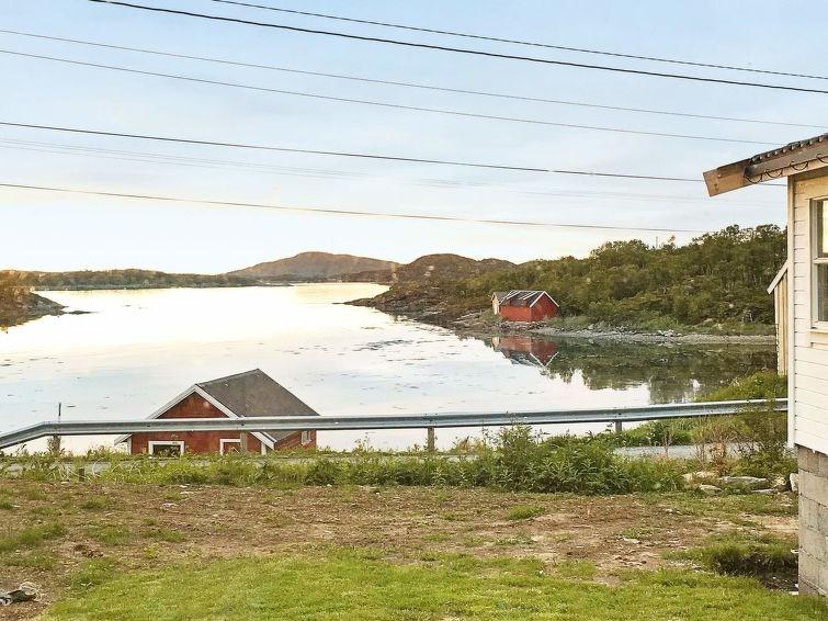 Maison pour 4 personnes à Bjarkøy