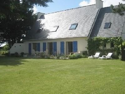 Holiday rentals Plomeur - House - 6 persons - BBQ - Photo N° 1