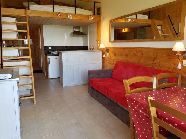 Location vacances Bourg-Saint-Maurice -  Appartement - 5 personnes - Lecteur DVD - Photo N° 1