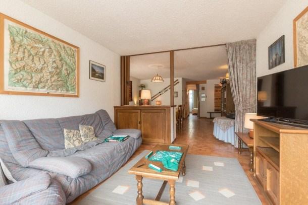 Location vacances Saint-Chaffrey -  Appartement - 10 personnes - Télévision - Photo N° 1