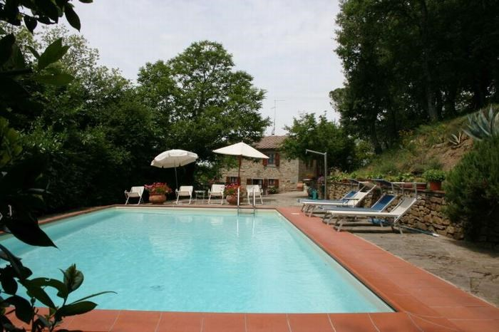 Holiday rentals Arezzo - House - 8 persons - BBQ - Photo N° 1